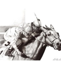Princess Rooney, winner of the Eclipse Award after 1984 Breeder's Cup Distaff win